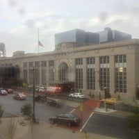 Photo taken at Newark Penn Station by Andrew A. on 6/25/2013