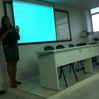 Photo taken at Fanese - Campus Santo Antônio by Bruno R. on 4/27/2013