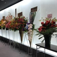 Photo taken at ラフォーレミュージアム原宿 by shiho O. on 3/31/2017