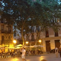 7/2/2013 tarihinde Emilia S.ziyaretçi tarafından Plaça de la Virreina'de çekilen fotoğraf