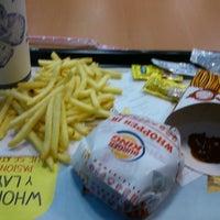 Photo taken at Burger King by Franco L. on 5/3/2013
