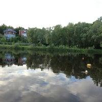 Снимок сделан в Парк Куопио (Финский парк) пользователем Maria S. 5/26/2013