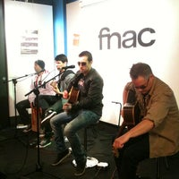 Photo taken at Fnac by Claudia O. on 1/14/2013