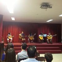 Photo taken at Colegio Brader by Camila B. on 10/19/2013