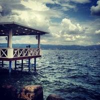 7/17/2013 tarihinde NaZan✔️ziyaretçi tarafından Sapanca Gölü'de çekilen fotoğraf