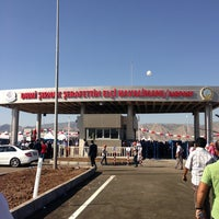 Photo taken at Şırnak Şerafettin Elçi Airport (NKT) by Mehmet T. on 7/26/2013