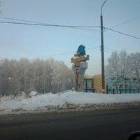 1/24/2013 tarihinde Vladimirziyaretçi tarafından Березовая роща'de çekilen fotoğraf