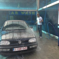Photo taken at Super5 Car wash by Charly G. on 10/7/2013