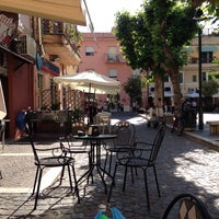 Photo taken at Piazza Del Mercato by Anna K. on 6/12/2013