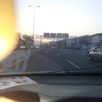 Photo taken at Samsun Yolu by Alican . on 4/30/2013