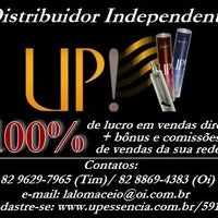 Photo taken at UP! Essência by UP! E. on 1/11/2013