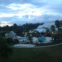 Photo taken at Kingstown Reef Poolside by Christine M. on 1/6/2013