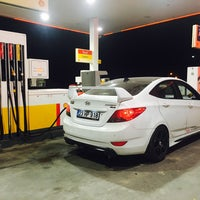 Photo taken at Shell by Taha G. on 12/8/2016