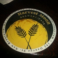 Photo taken at Harvest Moon Brewery by Nickolay K. on 12/27/2012