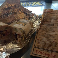 Photo taken at Which Wich? Superior Sandwiches by Michelle on 9/19/2014