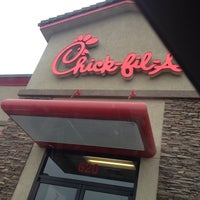 Photo taken at Chick-fil-A by Michelle on 2/20/2014