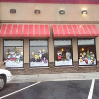 Photo taken at Chick-fil-A by Michelle on 12/21/2013