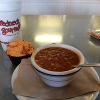 Photo taken at Redneck Gourmet by Michelle on 10/18/2014