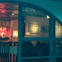 Photo taken at La Taverna by Jose Maria M. on 1/4/2013