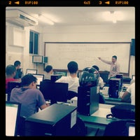Photo taken at IESAM -  Instituto de Estudos Superiores da Amazônia by Juliian L. on 4/7/2013