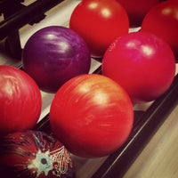 Photo taken at Bowling by Nastya M. on 3/24/2013