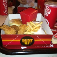 Photo taken at KFC by Müjde Ş. on 2/10/2013