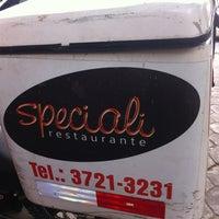 Photo taken at Restaurante Speciali by Bernardo B. on 4/15/2013