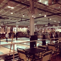 Photo taken at The Royal Palms Shuffleboard Club by Kyle Cameron S. on 1/19/2014