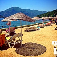 6/23/2013 tarihinde Sasha M.ziyaretçi tarafından Grand Yazıcı Marmaris Palace Beach'de çekilen fotoğraf