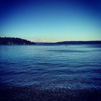 Photo taken at Seward Park by Chip M. on 7/26/2013