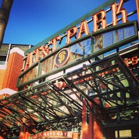 Photo taken at AT&T Park by Chip M. on 7/25/2013
