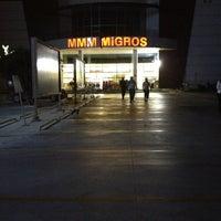 Photo taken at Migros by Buket Y. on 4/26/2013