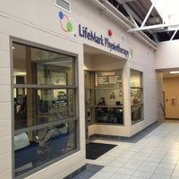 Photo taken at LifeMark Physiotherapy by Doran A. on 11/13/2012