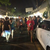 Photo taken at Chatuchak Weekend Market by QartuneS_ F. on 3/8/2013