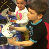 Photo taken at Chuck E. Cheese's by Kimberly J. on 4/19/2013