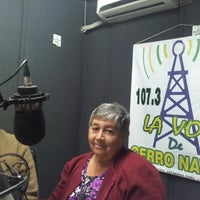 Photo taken at Radio Cerro Navia by Danissa C. on 4/25/2013