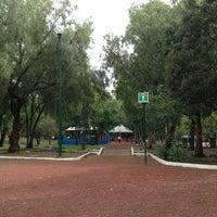 Photo taken at Parque Ecológico Los Coyotes by Beto T. on 5/28/2013