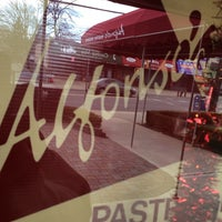 Photo taken at Alfonso's Pastry Shoppe by James G. on 1/19/2014