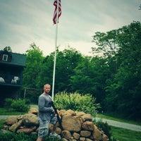 Photo taken at Fort Bandazewski by Eric B. on 5/11/2013