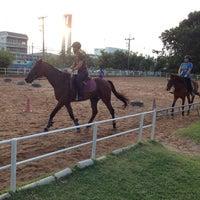 Photo taken at ศูนย์ฝึกขี่ม้า ร.21 รอ. by Piti L. on 8/17/2013