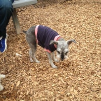 Photo taken at Bear Branch Dog Park by Gin, Saydie & Marx J. on 1/7/2013