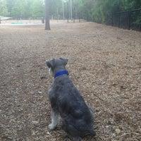 Photo taken at Bear Branch Dog Park by Gin, Saydie & Marx J. on 4/28/2013