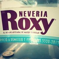 Foto tomada en Nevería Roxy por Norunda el 3/2/2013