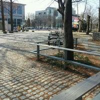 Foto scattata a 전남대학교 후문 da 판다 공. il 12/27/2012