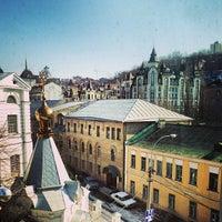 Снимок сделан в Контрактовая площадь пользователем Владислава К. 4/2/2013