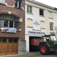 Photo taken at Brouwerij Timmermans by Valentina B. on 5/7/2017