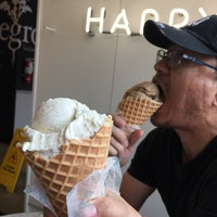 Photo taken at Molly Moon's Homemade Ice Cream by April S. on 9/17/2017