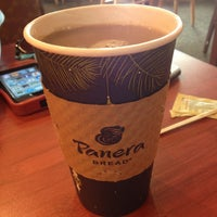 Photo taken at Panera Bread by Dane M. on 12/30/2012
