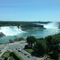 Photo taken at Sheraton on the Falls Hotel by Shaurav P. on 6/20/2013