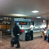 Photo taken at Gate A3 by Steve H. on 3/18/2013